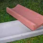 Плита лотковая вибролитая. Лотки бетонные.