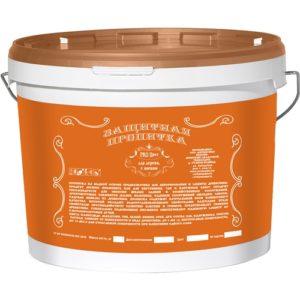 Защитно-декоративная пропитка PRO ЦВЕТ для древесины