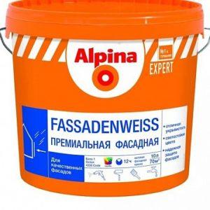 Alpina EXPERT Fassadenweiss