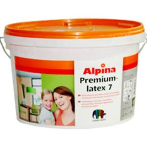 Alpina (Caparol) Premiumlatex-7 Base-1